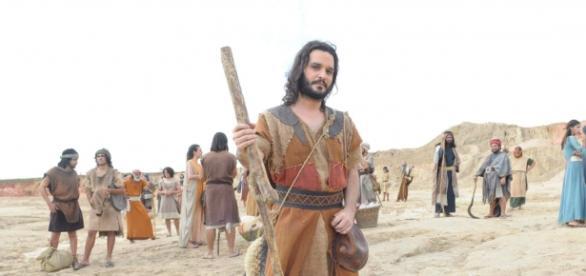 Daniel Siwek é Abiú em 'Os Dez Mandamentos'