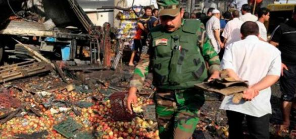 el Estado Islámico ataca a la capital Iraquí