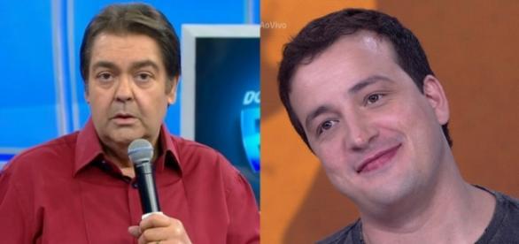 Faustão pode ser substituído por Rafael Cortez