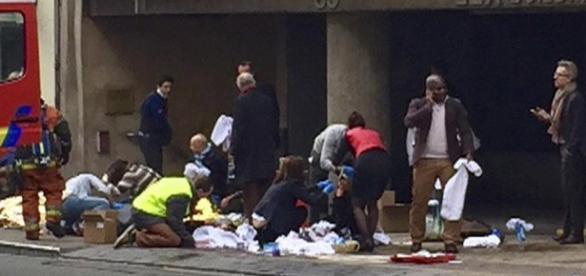 Os atentados de Bruxelas mataram 31 pessoas
