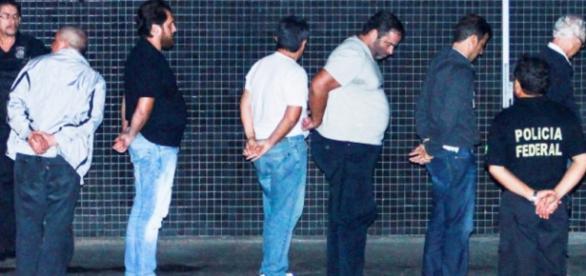 Presos da Lava Jato saem da prisão