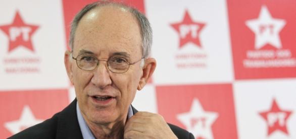 Rui Falcão presidente nacional do PT