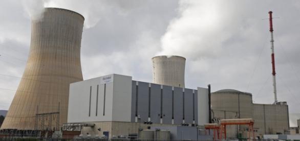 Una de las centrales nucleares