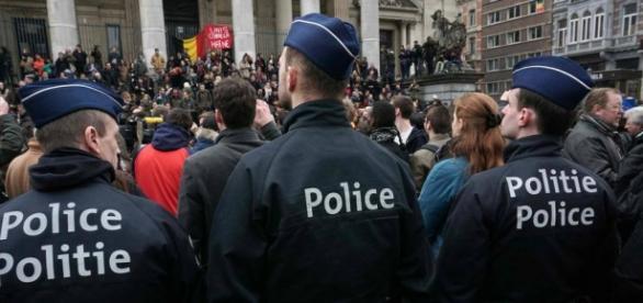 Em Bruxelas, a segurança é máxima