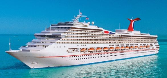 Fotografía de un barco destinado a cruceros