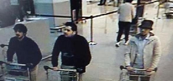 Los principales sospechosos del ataque en Bruselas