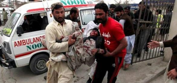 Pakistan azotado por el terrorismo