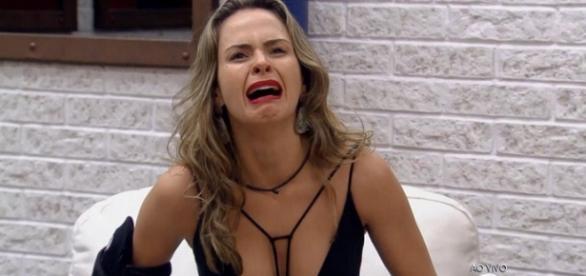 Reação histórica de Ana Paula ao participar de 'Paredão do Bem'