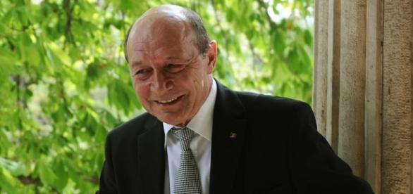 Traian Băsescu, președintele PMP