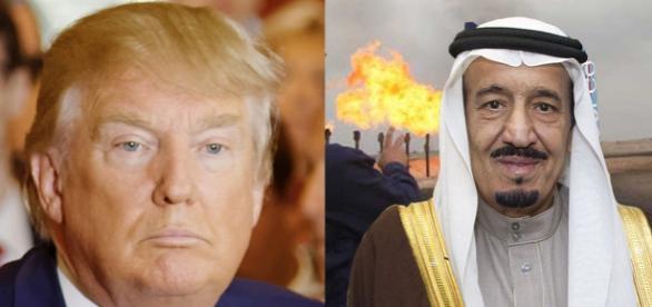 Trump și relațiile SUA cu Arabia Saudită