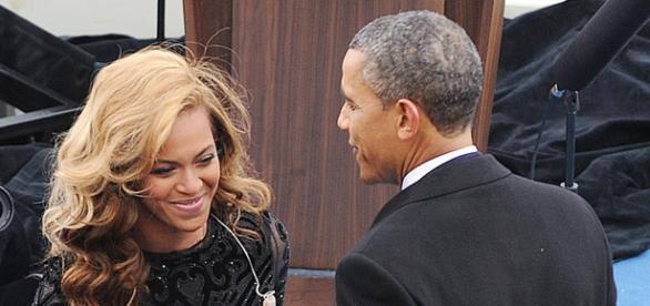 Beyoncé foi uma das convidadas de honra de Obama na Páscoa da Casa Branca