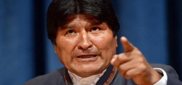Evo Morales responde a Heraldo Muñoz