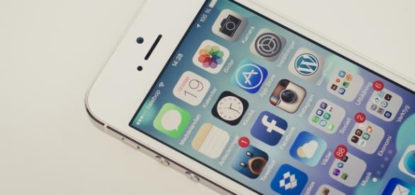 Photo of iPhone 5. Olle Eriksson/Flickr.