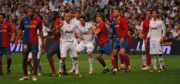 Real Madrid - Barcelona en 2009