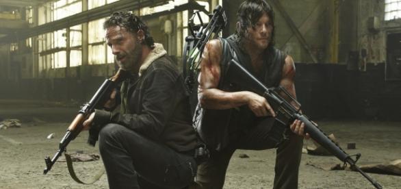 'The Walking Dead' está em sua 6ª temporada