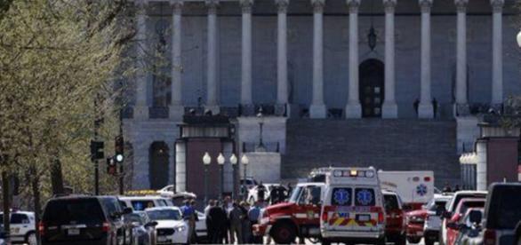 Tiroteo cerca del Capitolio en Washington