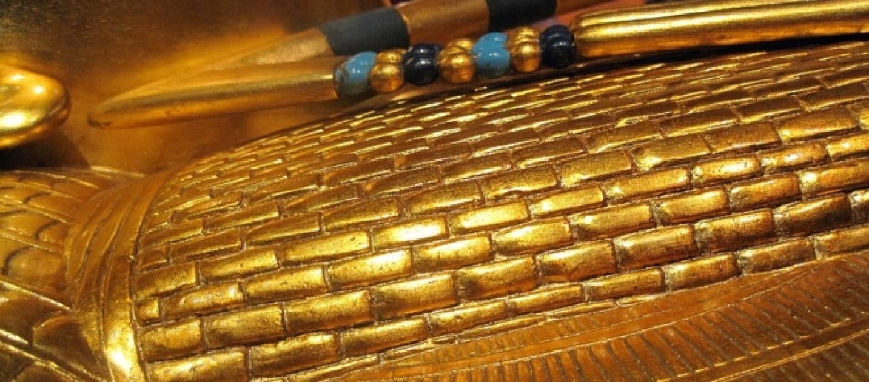 Egitto mistero tomba nefertiti materiale organico nelle for Planimetrie uniche con stanze segrete