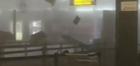 Aeropuerto de Zaventem en Bruselas
