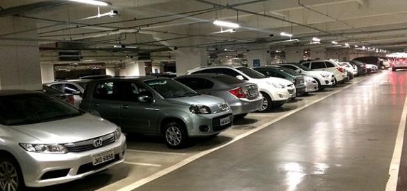 App pode resolver problemas com estacionamento.
