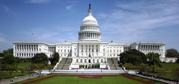 Fotografía de la Casa Blanca en Washington