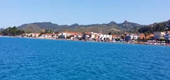Grecja przyciąga nie tylko turystów (scrn YT)