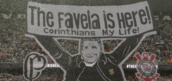 Hoje, a Arena Corinthians estará novamente lotada
