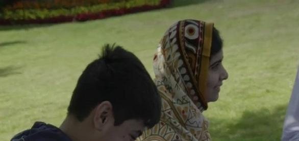 Malala, premio Nobel de la Paz