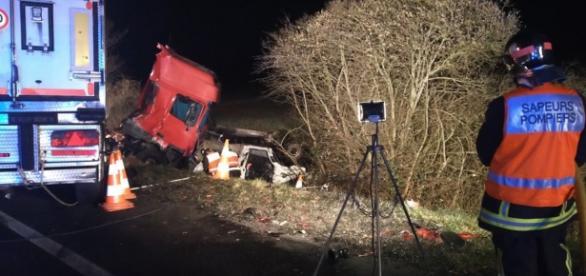Motorista ainda tentou socorrer as vítimas