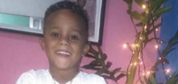 Ryan Gabriel Pereira da Silva tinha 4 anos