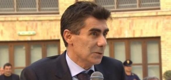 Salvatore Gualtieri, vice Presidente del Crotone Calcio
