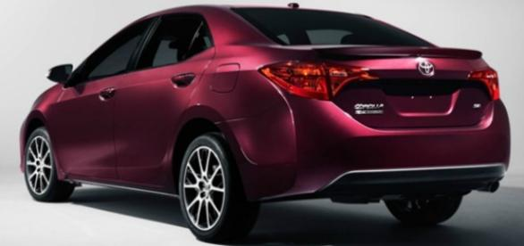 The 2017 Toyota Corolla marks the car's 50th anniversary.