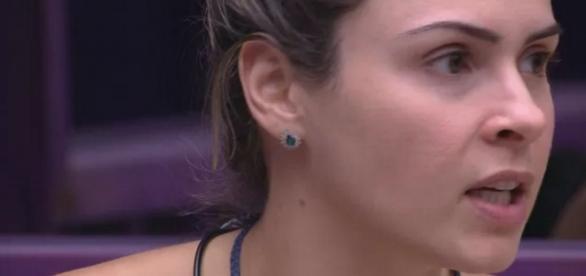 Ana Paula combina votos no Big Brother Brasil