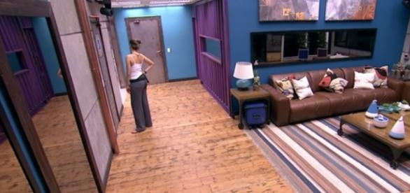 Ana Paula pede para sair do BBB