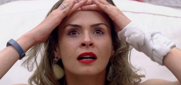 Ana Paula sabe de tudo no BBB - Foto/Reprodução