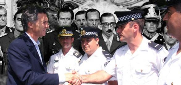 Con Stiuso, avanza contra CFK y logró uso de Taser