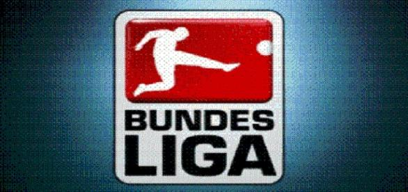 Fot: Logo Bundesligi. Logo Ligi niemieckiej.