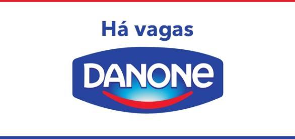 Grupo Danone está contratando, são 302 vagas