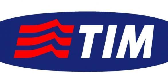Imagem do logotipo da operadora TIM