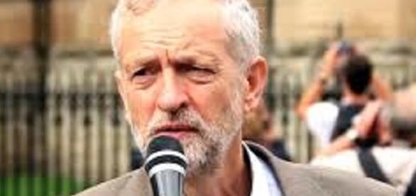 Jermain Jackson discovered by Jeremy Corbyn
