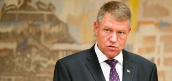 Klaus Iohannis a participat la bilanțul MApN