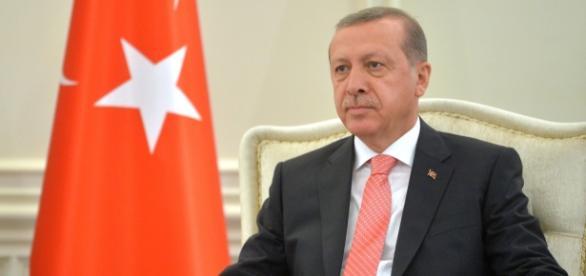 Recep Tayyip Erdogan Președintele Turciei