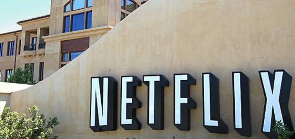 Sede da Netflix em Los Gatos nos EUA