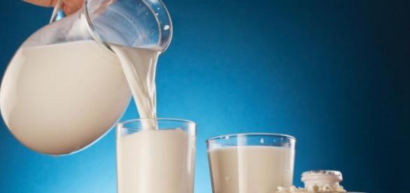 Vânzarea de lapte a scăzut la jumătate