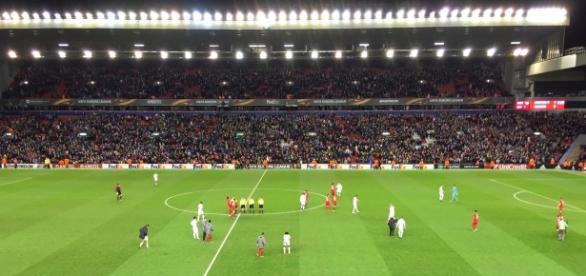 Victoria del Liverpool frente al Manchester City