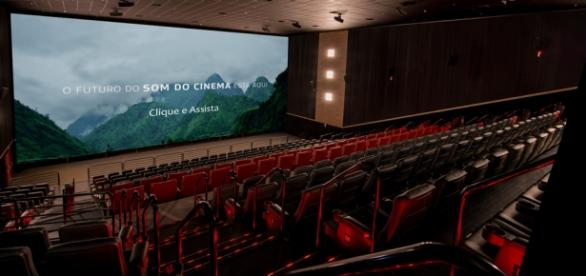 Cinema será um dos mais modernos do país.