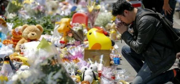 Crimen en Taiwán. Niña de 4 años decapitada