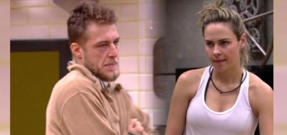 Daniel e Ana Paula juntos, fora do BBB16?