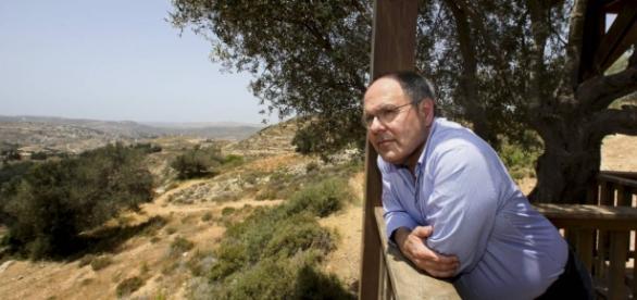 Dayan, pivô do atrito entre Israel e Brasil em território ocupadao da Cisjordânia