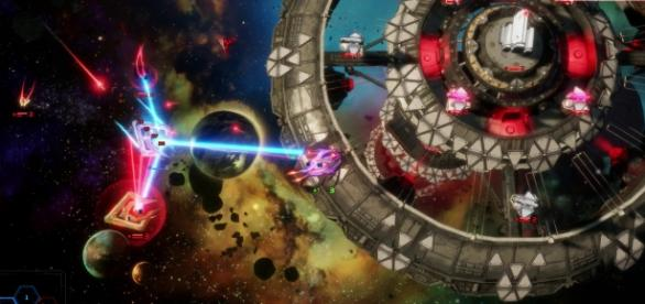 Play Dead Star for free in April's PlayStation Plus lineup (Screenshot from promotional material by Armature Studio).
