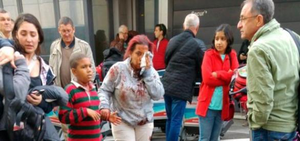 Heridos de los atentados de bruselas del 22 de marzo de 2016